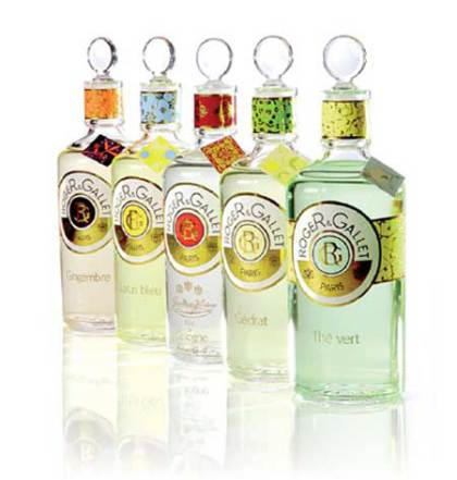 Cannes Pharmacy Alexandre III © ROGER & GALLET